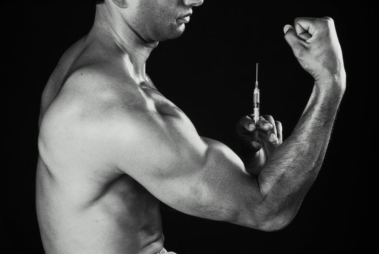 steroidai ir varpos augimas